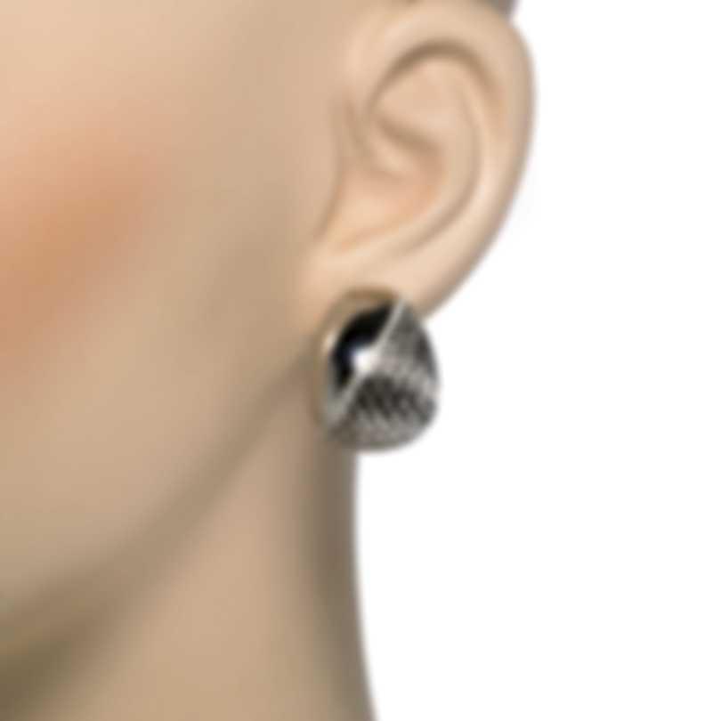 Roberto Coin 18k White Gold Diamond 0.45ct Earrings 7771866AWERX