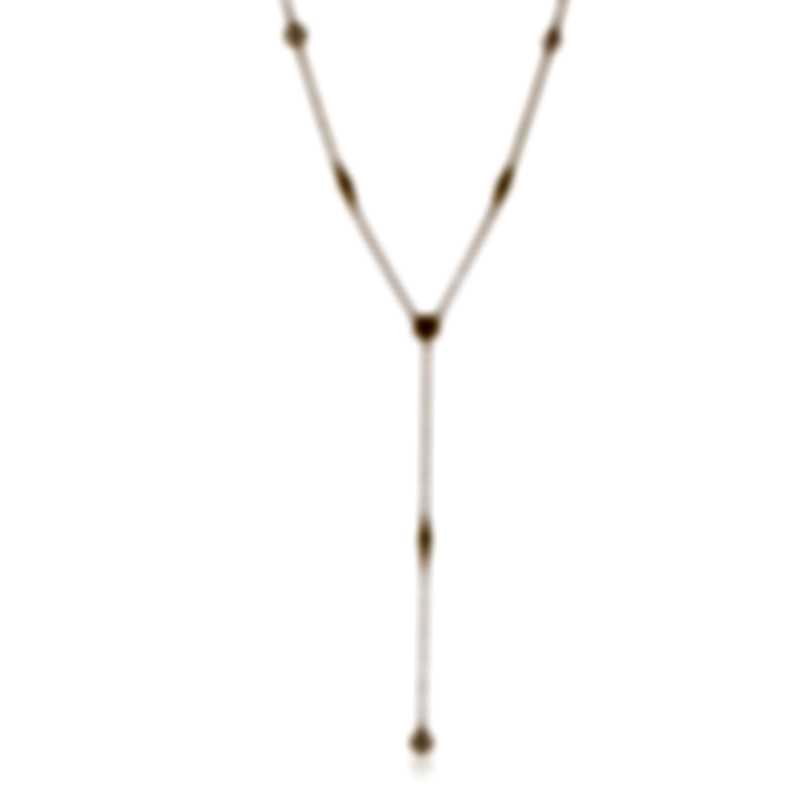 Roberto Coin Barocco 18k Yellow Gold Diamond 0.24ct Necklace 7771923AY13X