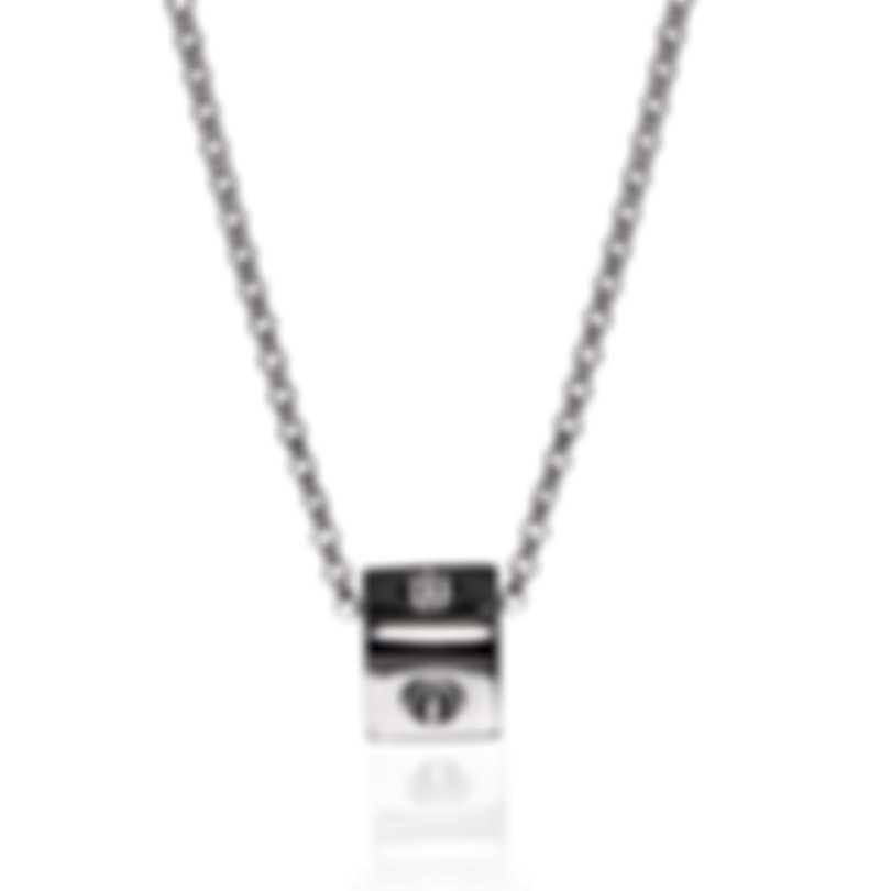 Roberto Coin Pois Moi 18k White Gold Necklace 7771292AWCH0