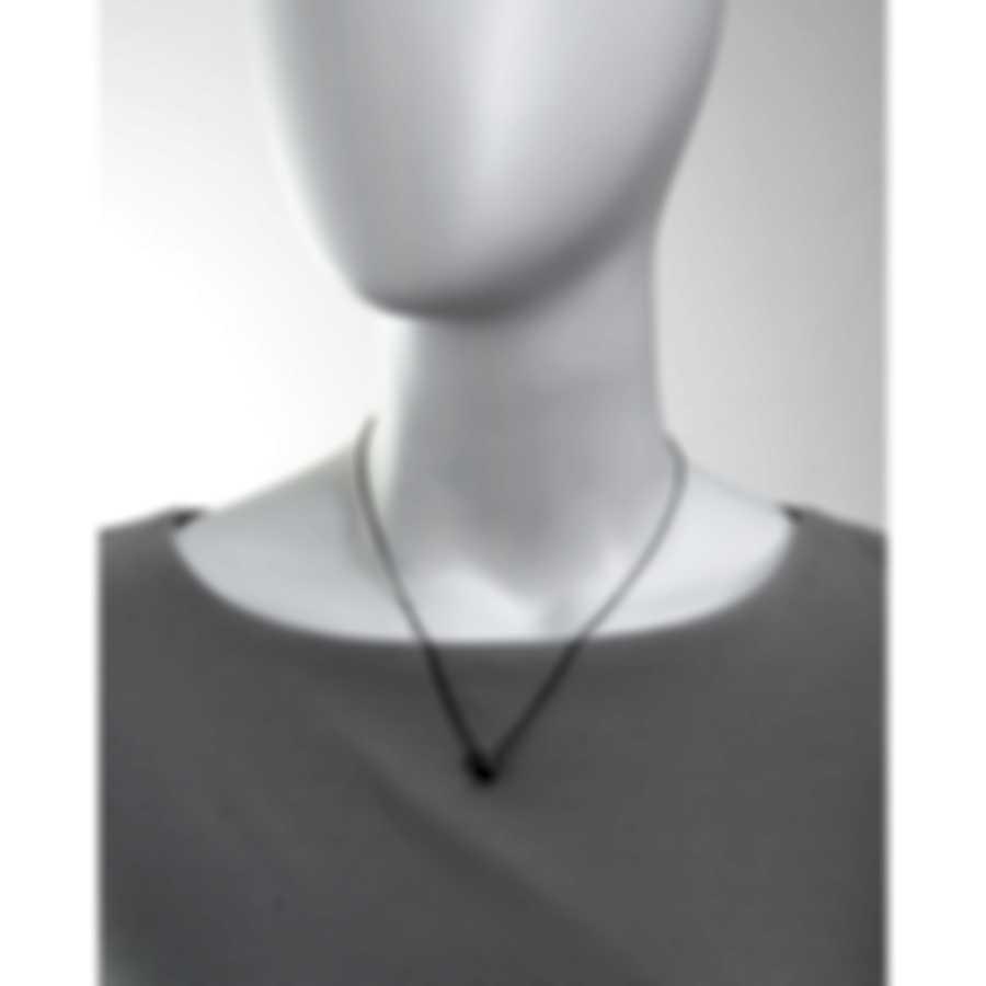 Roberto Coin Symphony 18k White Gold Diamond 0.22ct Necklace 7771359AWCHX