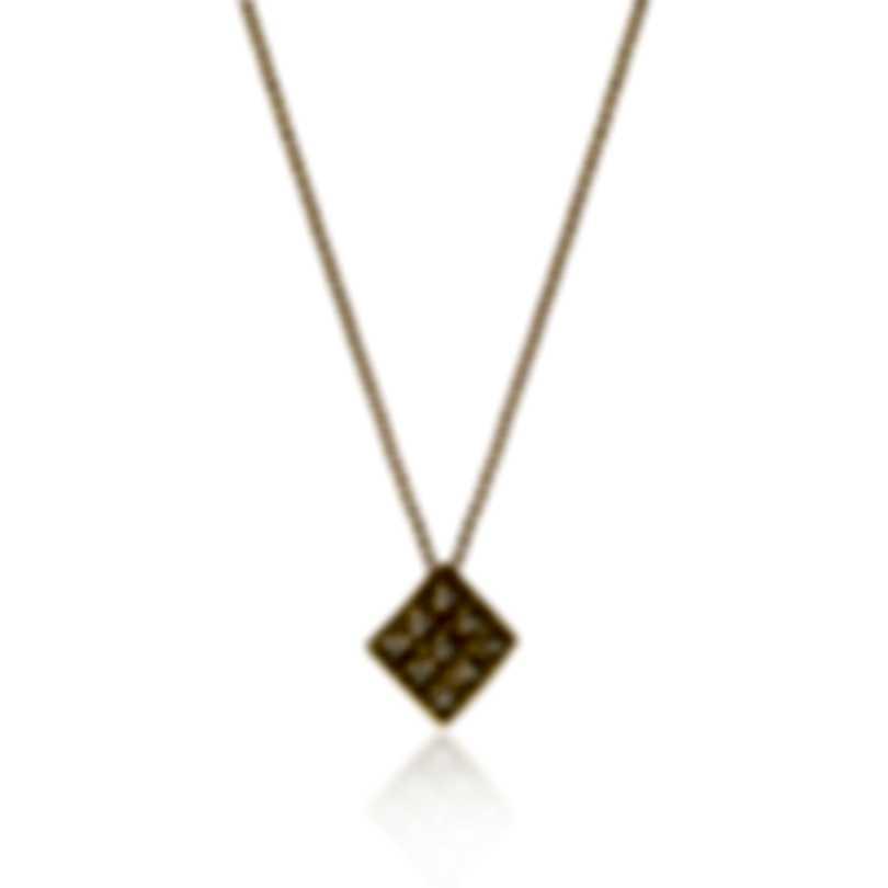 Roberto Coin Barocco 18k Yellow Gold Diamond 0.14ct Necklace 7772024AYCHX
