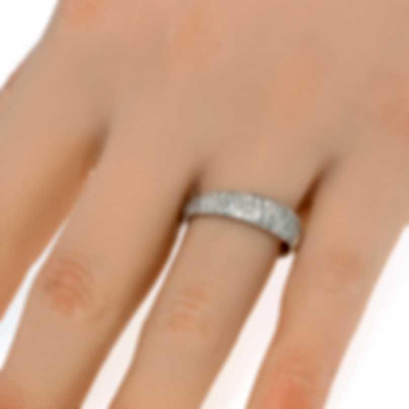 Roberto Coin Scalare 18k White Gold Diamond 0.67ct Ring Sz 7.5 8881438AW75X