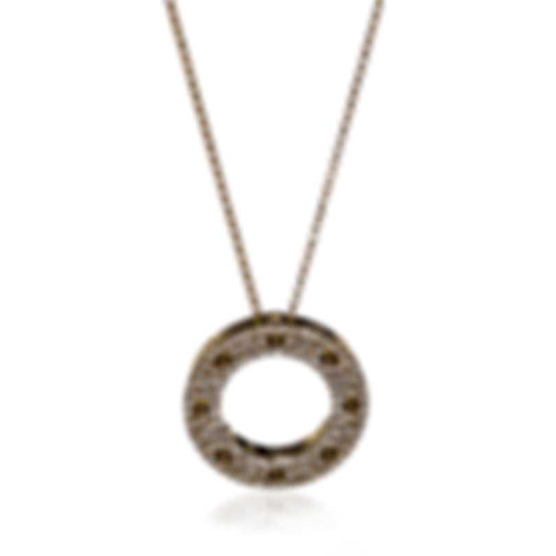 Roberto Coin Pois Moi 18k Yellow Gold Diamond 0.83ct Necklace 8881855AYCHX