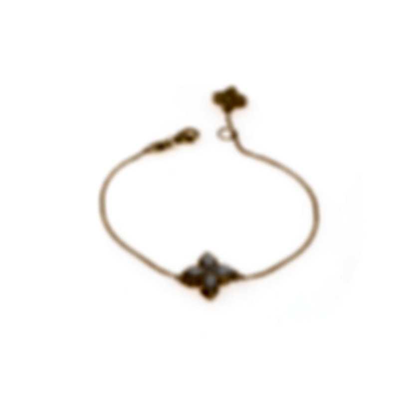 Roberto Coin Princess 18k Yellow Gold Diamond 0.03ct Bracelet 8882558AYLBMP