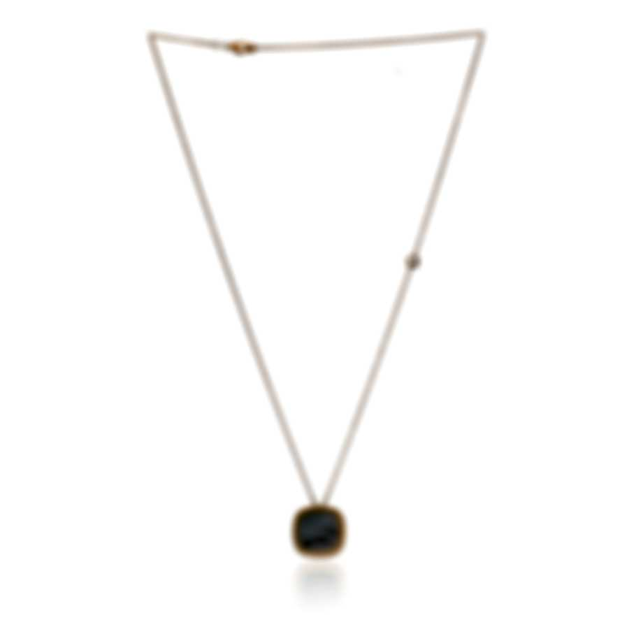 Roberto Coin Carnaby Street 18k Gold And Mother Of Pearl Necklace 8882209AX28M