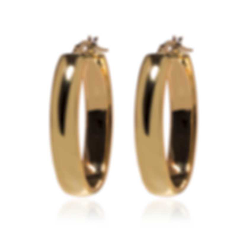 Roberto Coin Classic 18k Yellow Gold Earrings 915346AYER00