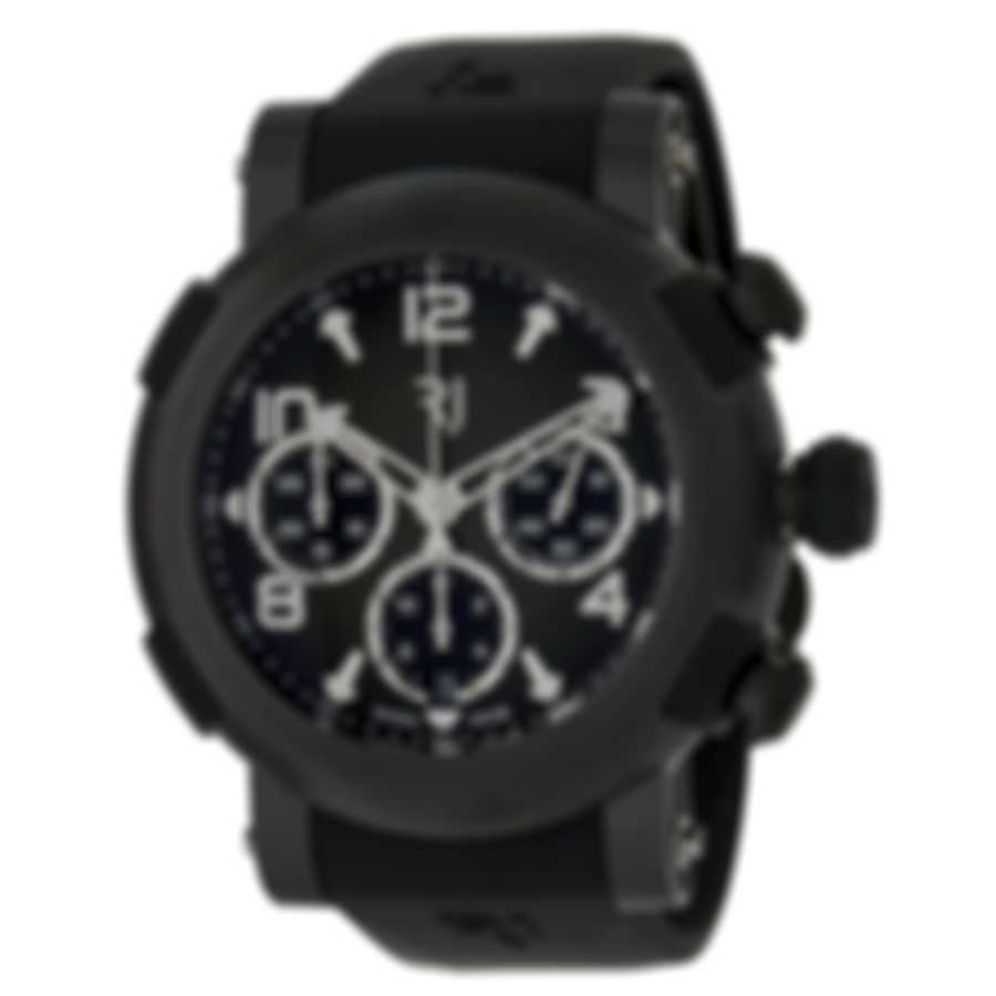 Romain Jerome Arraw Marine Ceramic Chronograph Automatic Men's Watch 1M45C.CCCR.1517.RB