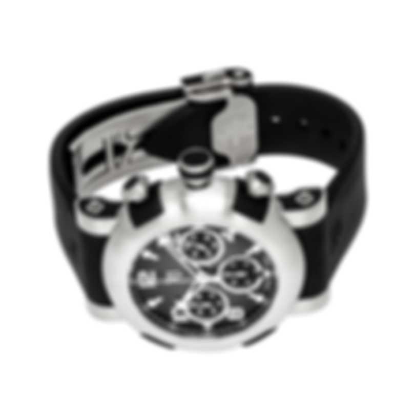 Romain Jerome Arraw Marine Titanium Chronograph Automatic Men's Watch 1M45C.TTTR.1517.RB