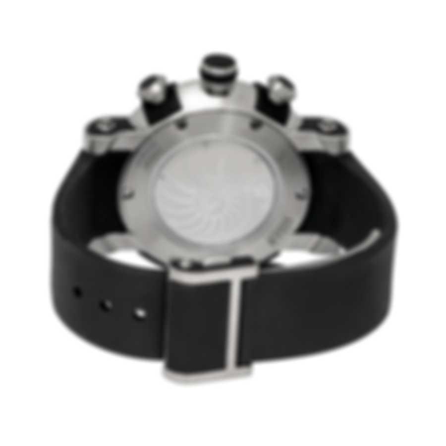 Romain Jerome Arraw Marine Blue Dial Titanium Automatic Men's Watch 1M45C.TTTR.3517.RB