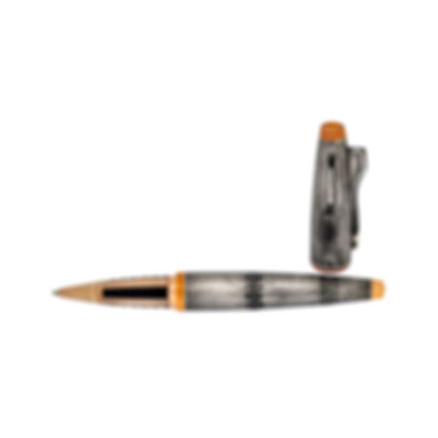 Romain Jerome Moon Fighter Moon Dust Limited Edition Rollerball Pen