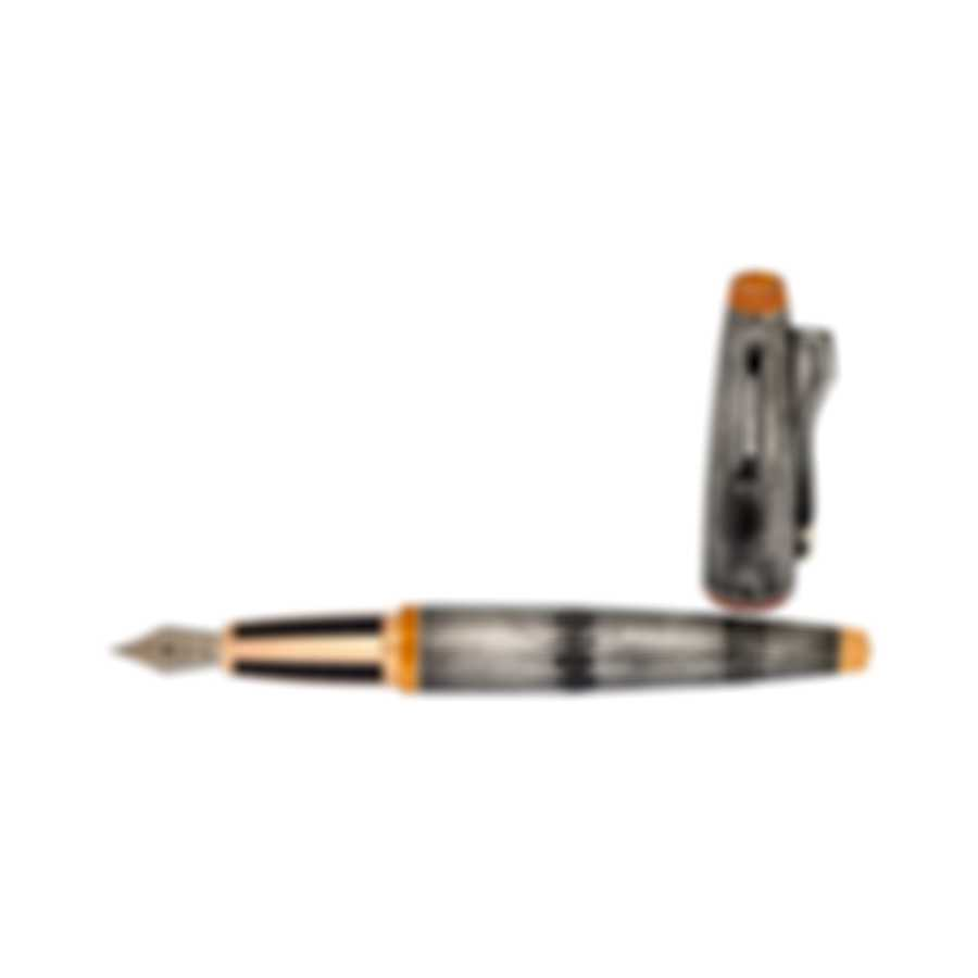Romain Jerome Moon Fighter Moon Dust Limited Edition Fountain Pen RJ.M.OE.IN.003.01