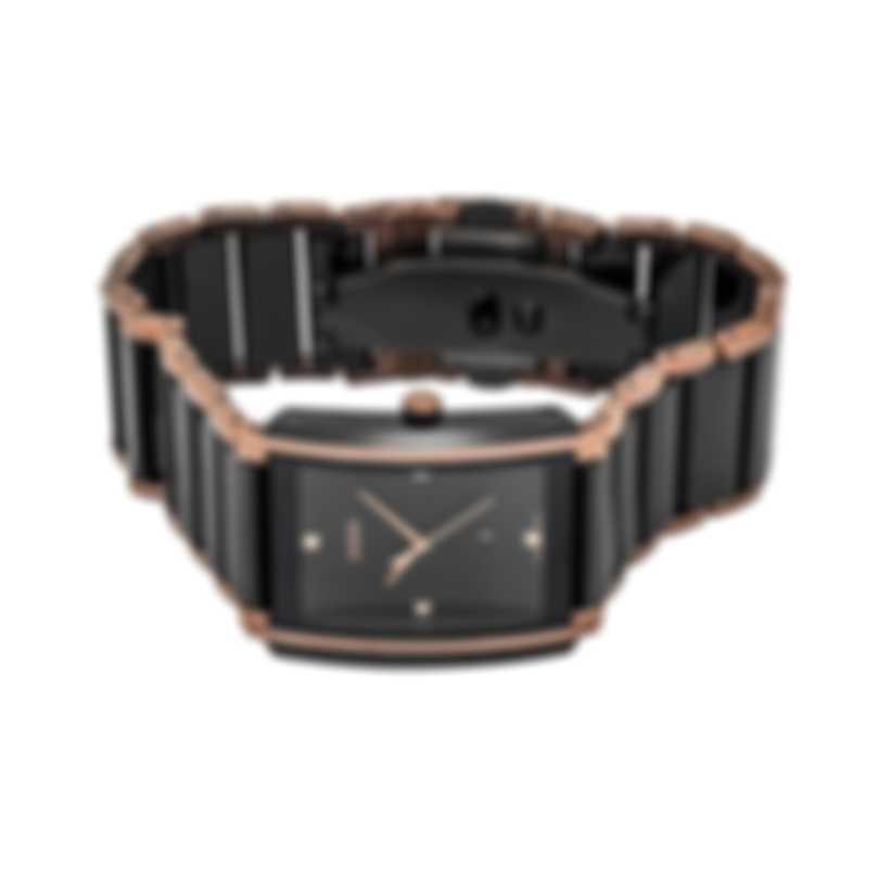 Rado Integral Diamonds Quartz Men's Watch R20207712
