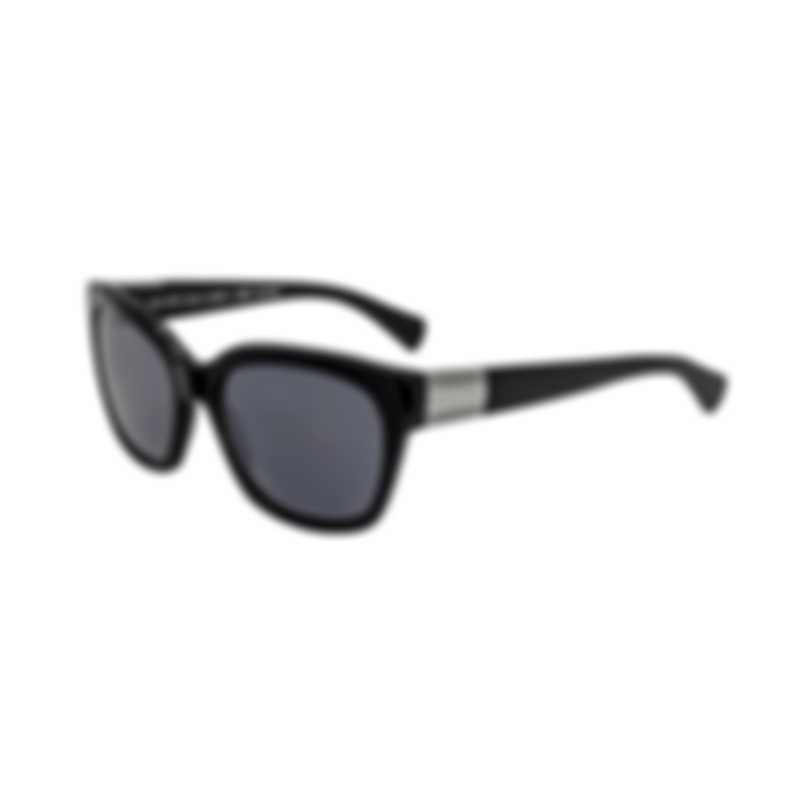 Ralph Lauren Women's Black And Gray Polarized Sunglasses RA5221-137781
