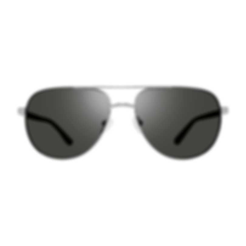 Revo Lifestyle Conrad Chrome & Graphite Aviator-style Sunglasses RE110603GY