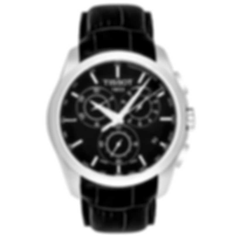 Tissot Couturier Chronograph Quartz Men's Watch T0356171605100