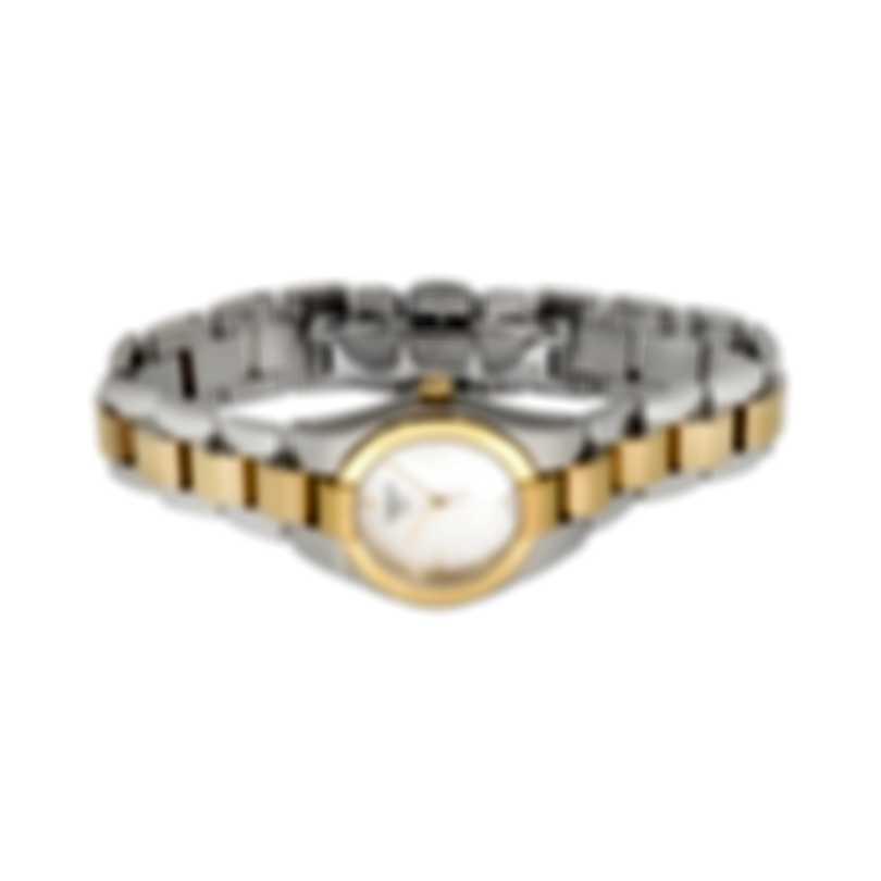 Tissot Glam Sport Mother Of Pearl Quartz Ladies Watch T0430102211100