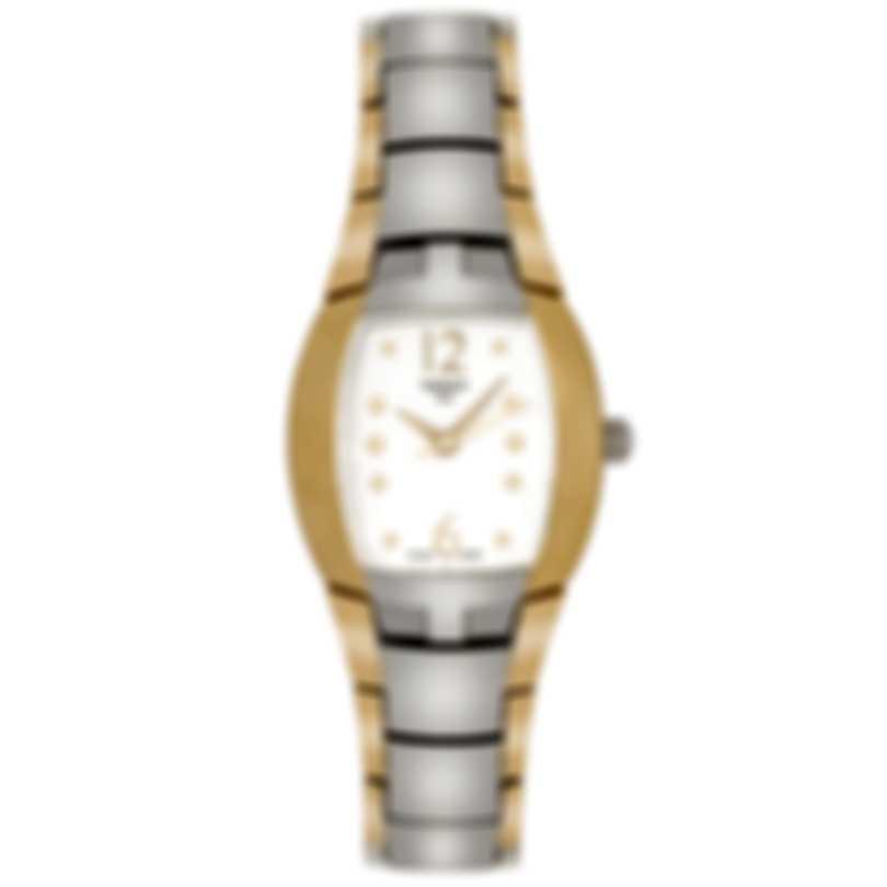 Tissot Femini-T Stainless Steel Quartz Ladies Watch  T0533102201700