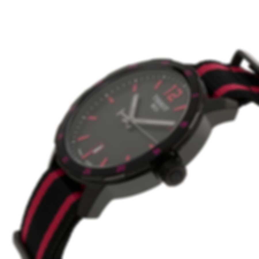 Tissot Quickster Stainless Steel Quartz Ladies Watch T095.410.37.057.01