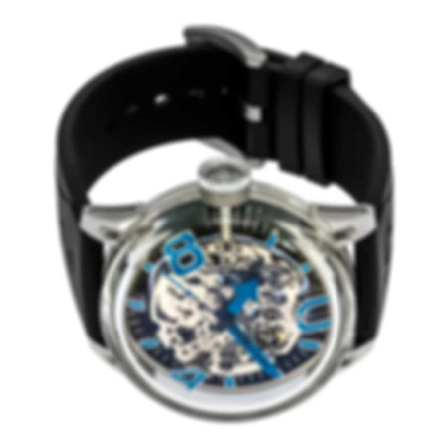 U-65 By U-Boat Skeleton Automatic Men's Watch 7932