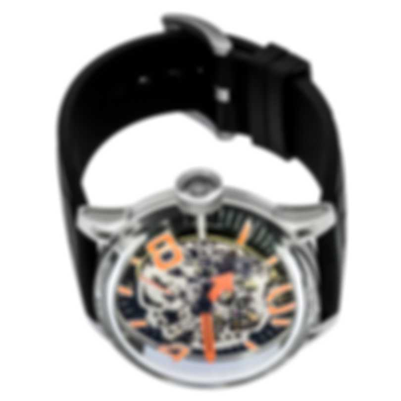 U-65 By U-Boat Skeleton Automatic Men's Watch 7936