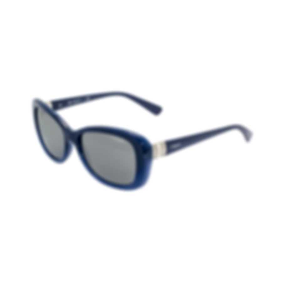 Vogue Women's Gradient Blue Sunglasses VO2943SB-25596G