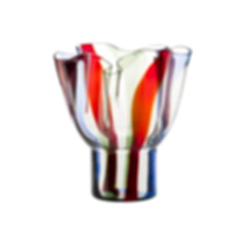Venini Kukinto Hand Blown Glass Vase 2FO354800000A0V2