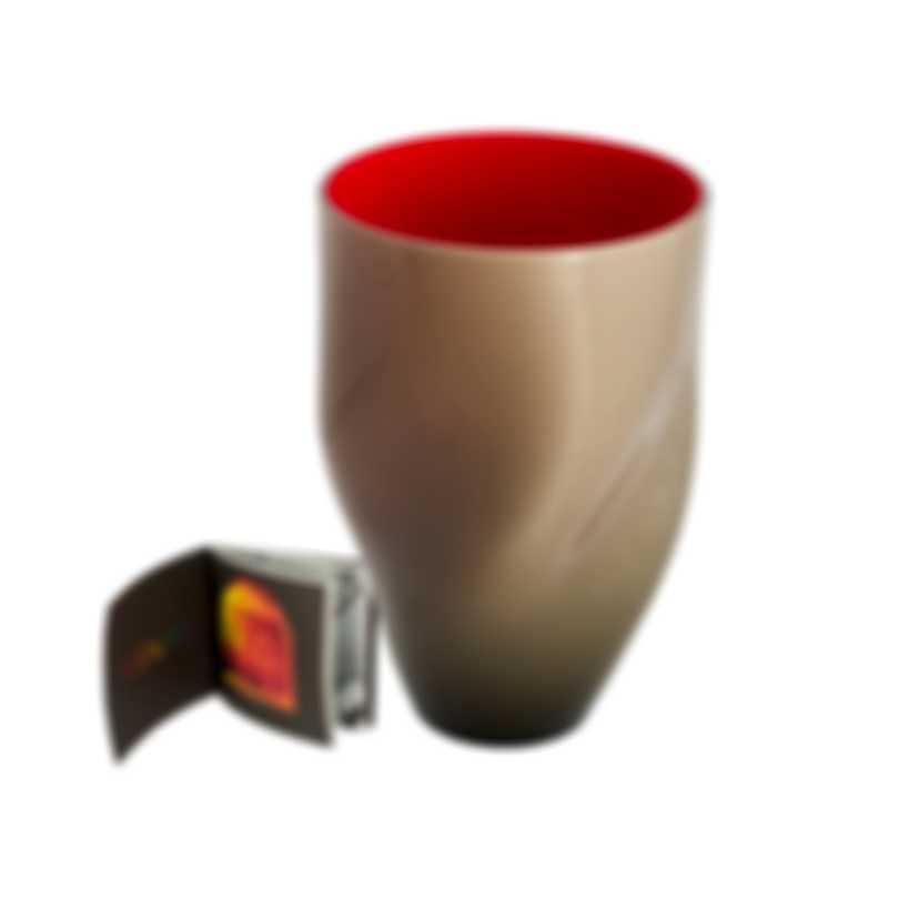 Venini Torcia Hand Blown Glass Vase 2FO356016000O0A71