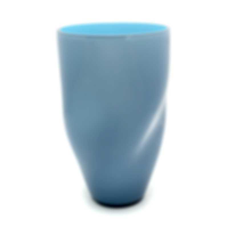 Venini Torcia Hand Blown Glass Vase 2FO356016000O0ATL
