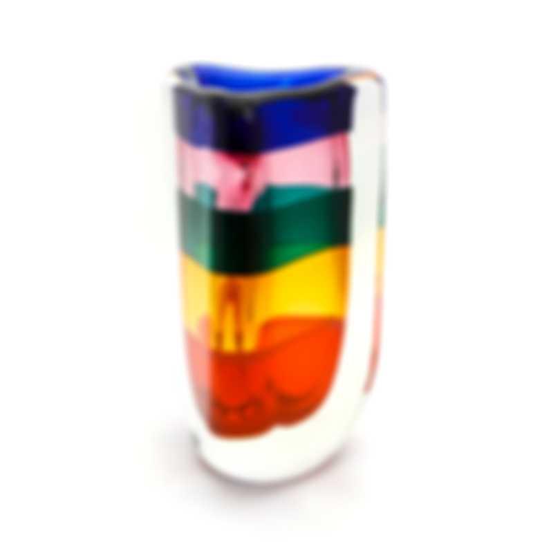 Venini Vaso Hand Blown Glass Vase 2FO369800000A0U4
