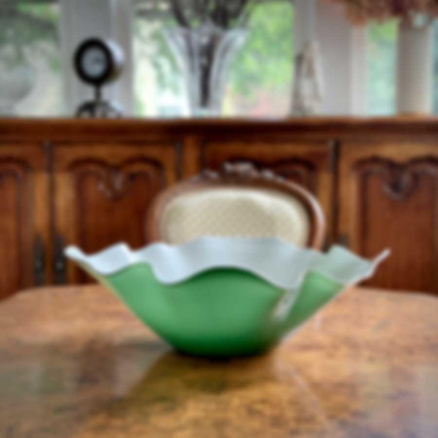 Venini Narciso Hand Blown Glass Vase 2FO370020000O0AEQ