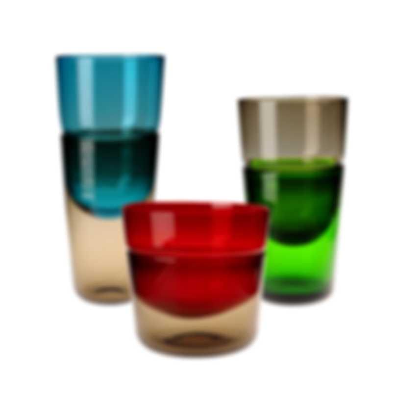 Venini Cosmos Hand Blown Glass Vase 2FI350402000X0G3