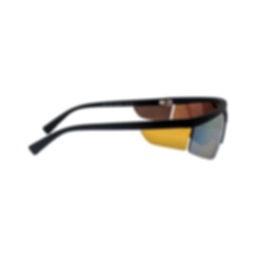 Versace Brown Orange Unisex Acetate Sunglasses VE4349-50795A