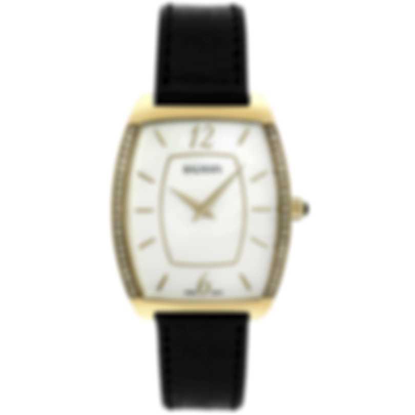 Balmain Arcade Elegance PVD Coated Stainless Steel Quartz Ladies Watch B17333284