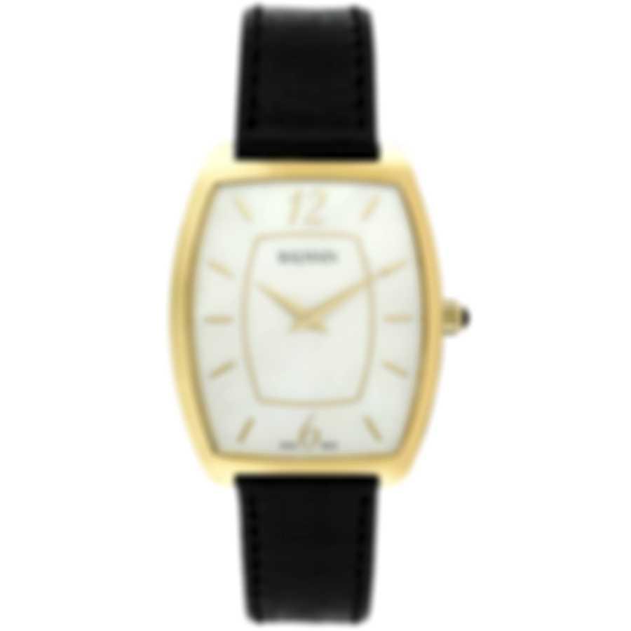 Balmain Arcade Elegance PVD Coated Stainless Steel Quartz Ladies Watch B17303284