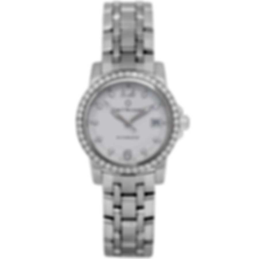 Carl F. Bucherer Patravi Autodate Diamond Ladies Watch 00.10621.08.24.31