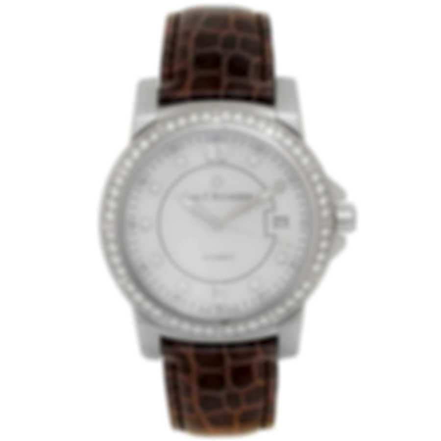 Carl F. Bucherer Patravi Autodate Diamond Unisex Automatic Watch 00.10617.08.77.11