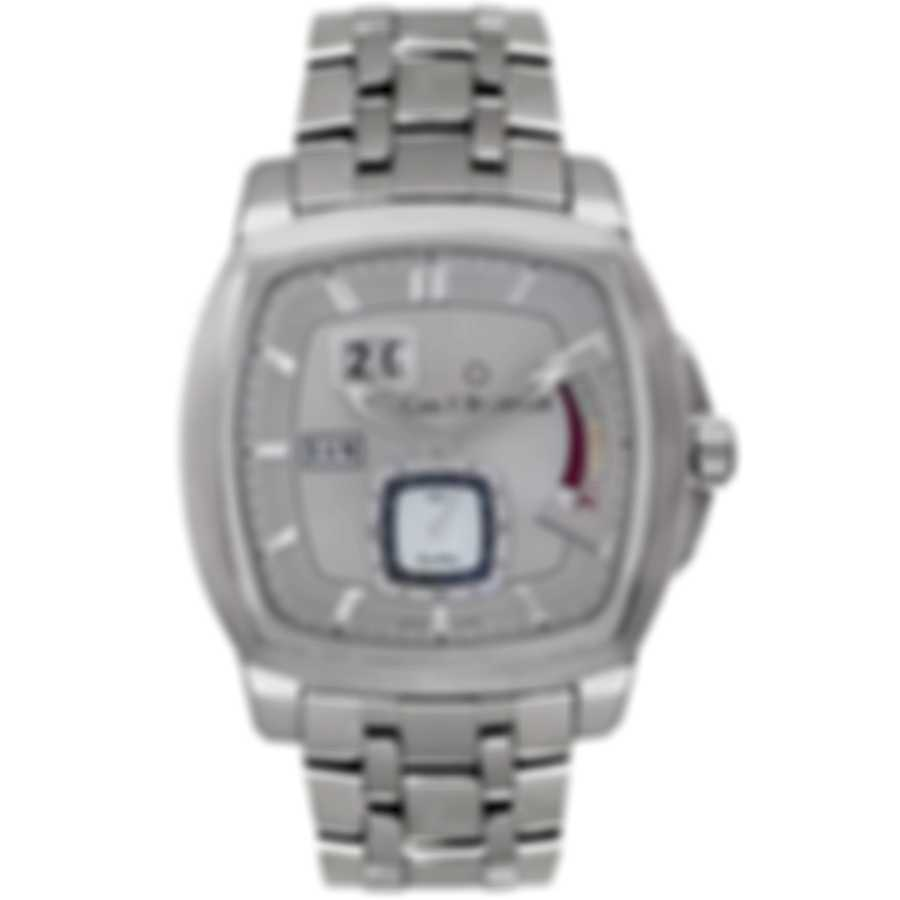 Carl F. Bucherer Patravi Evo Tec Day Date Power Reserve Men's Watch 00.10627.08.63.21