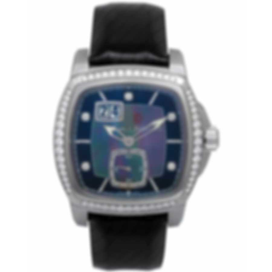 Carl F. Bucherer Patravi Evotec Big Date Diamond Automatic Men's Watch 00.10628.08.87.11