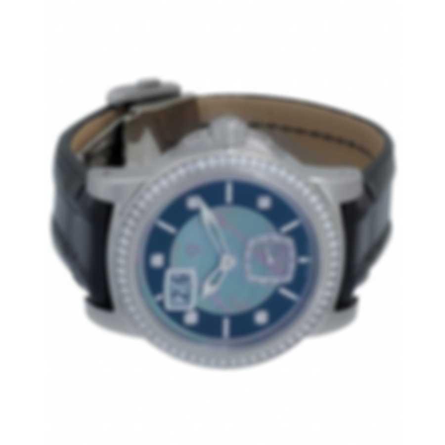 Carl F. Bucherer Patravi Big Date Diamond Ladies Watch 00.10630.08.87.11