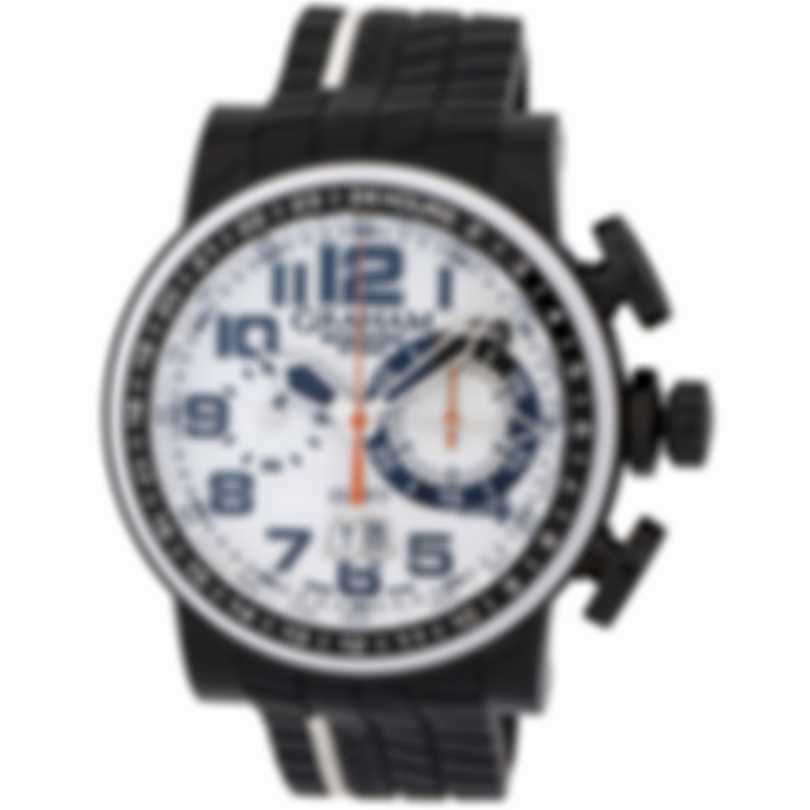 Graham Silverstone Stowe Gmt Chronograph Automatic Men's Watch 2BLCD.W04A