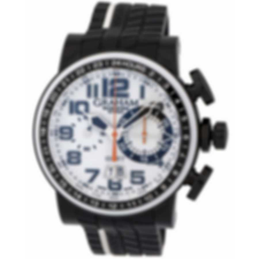 Graham Silverstone Stowe Gmt Chronograph Automatic Men's Watch