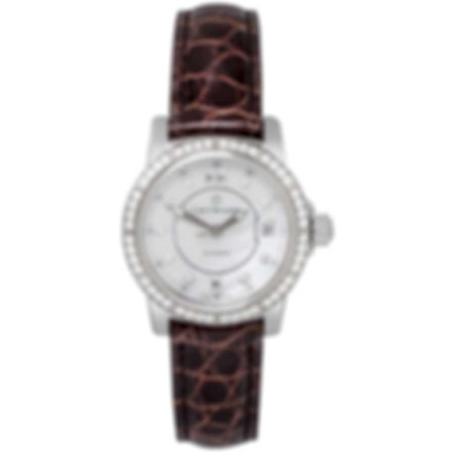 Carl F. Bucherer Patravi Autodate Diamond Ladies Watch 00.10621.08.77.11