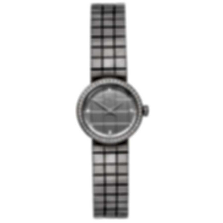 Dior La D De Dior Diamond Ladies Quartz Watch CD047110M001