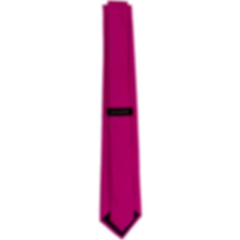 Davidoff - 100% Silk Tie, In Pink Icon Pattern Pink