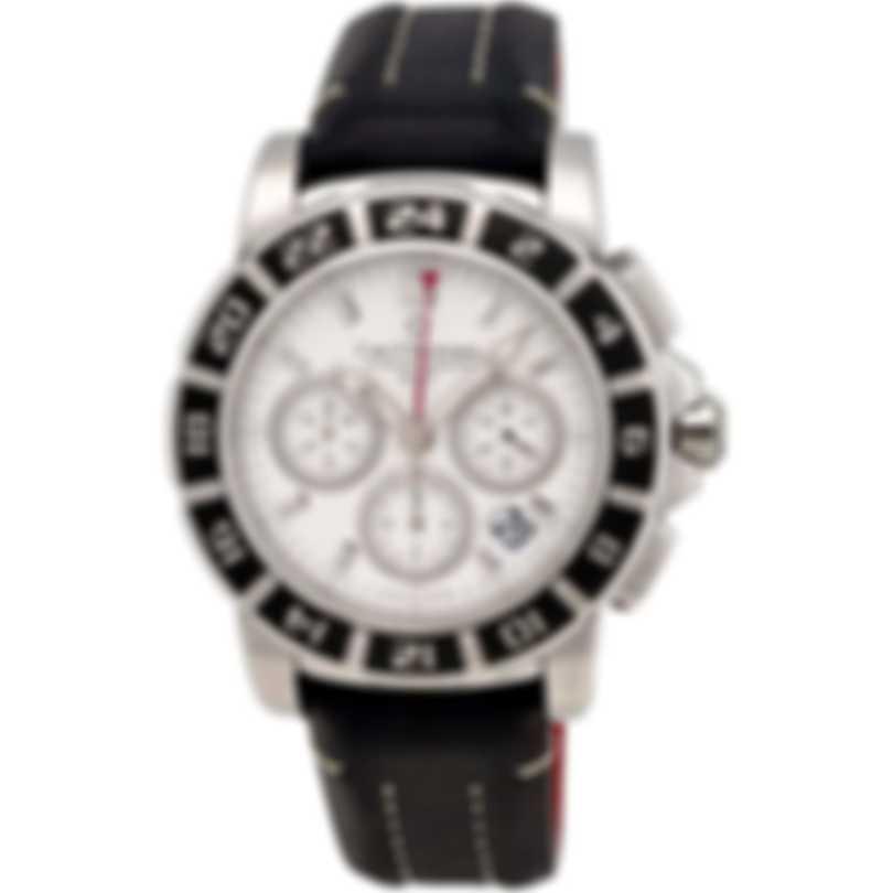 Carl F. Bucherer Patravi Travelgraph GMT Chrono Men's Watch 00.10618.13.23.01