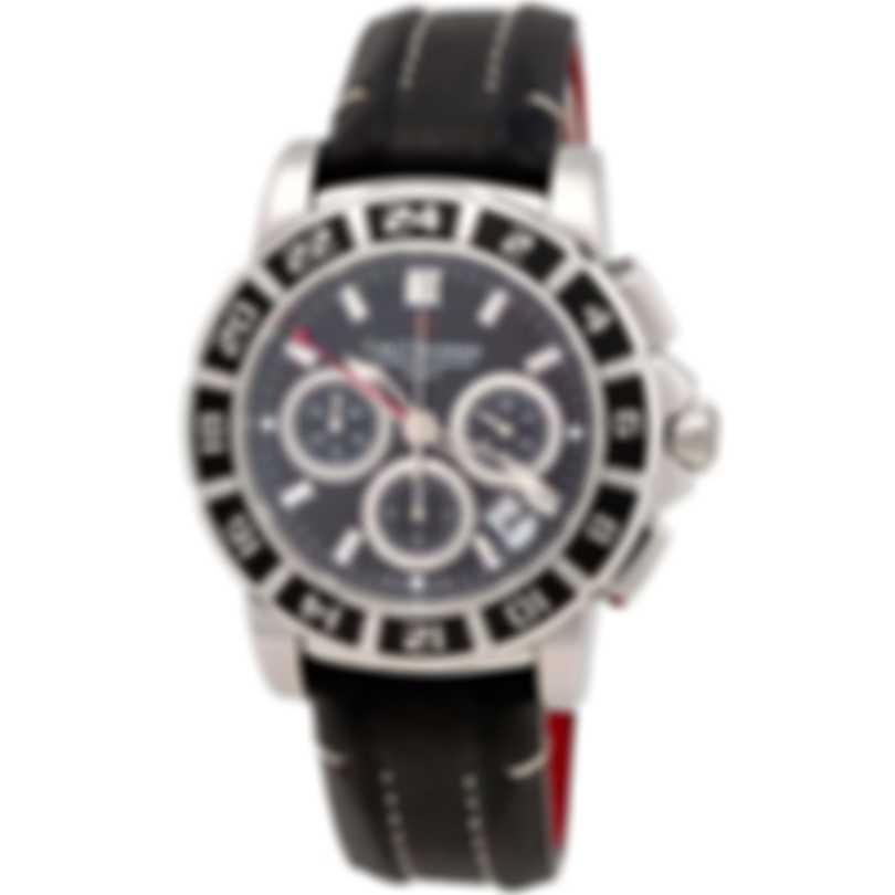 Carl F. Bucherer Patravi Travelgraph GMT Chrono Men's Watch -  00.10618.13.33.01