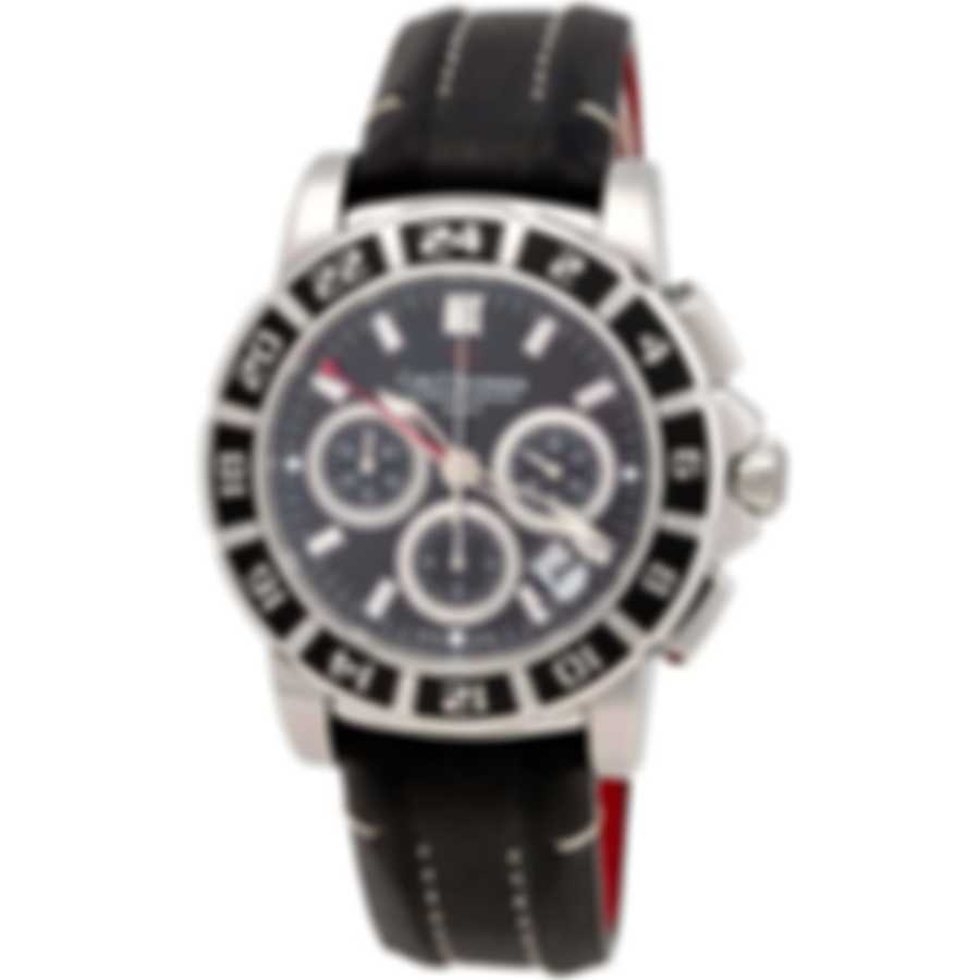 Carl F. Bucherer Patravi Travelgraph GMT Chrono Men's Watch -  00.10618.13.33.01