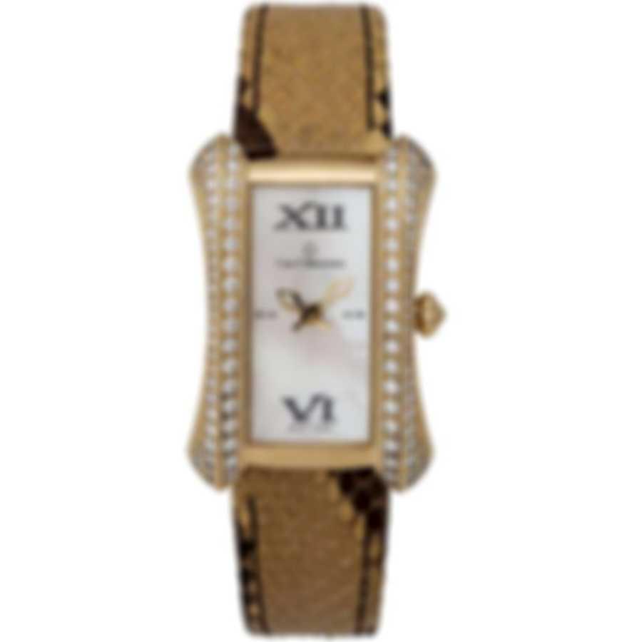 Carl F. Bucherer Alacria Queen 18K Gold Ladies Watch 00.10701.01.71.12