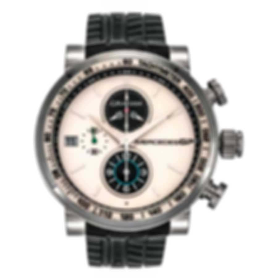 Graham Mercedes Gp Silverstone Chronograph Automatic Men's Watch-1
