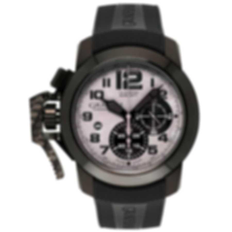 Graham Chronofighter Oversize Black Arrow Chronograph Men's Watch 2CCAU.S01A.K92N